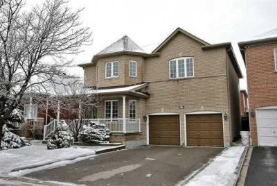 Richmond Hill, Rouge woods, House